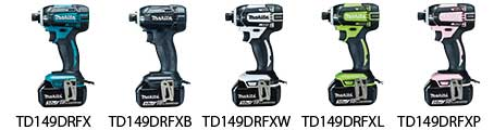 TD149DRFX / TD149DRFXB / TD149DRFXW / TD149DRFXL / TD149DRFXP